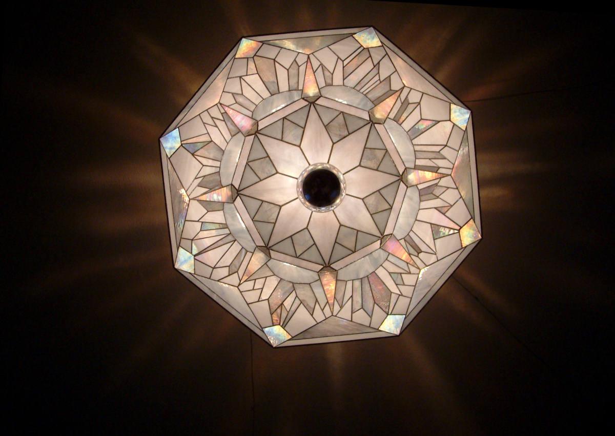 lighted Reflector-Lamp Sun