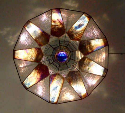 Reflektor Lampe Big Halogen Bunt