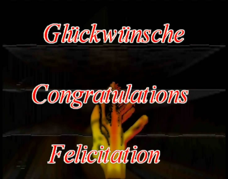 Congratulations Fanfaren Clip
